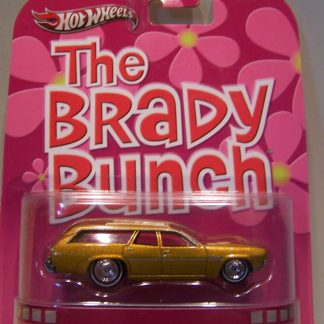 56 Chevy HOT WHEELS RETRO Entertainment BRADY BUNCH Combined Postage