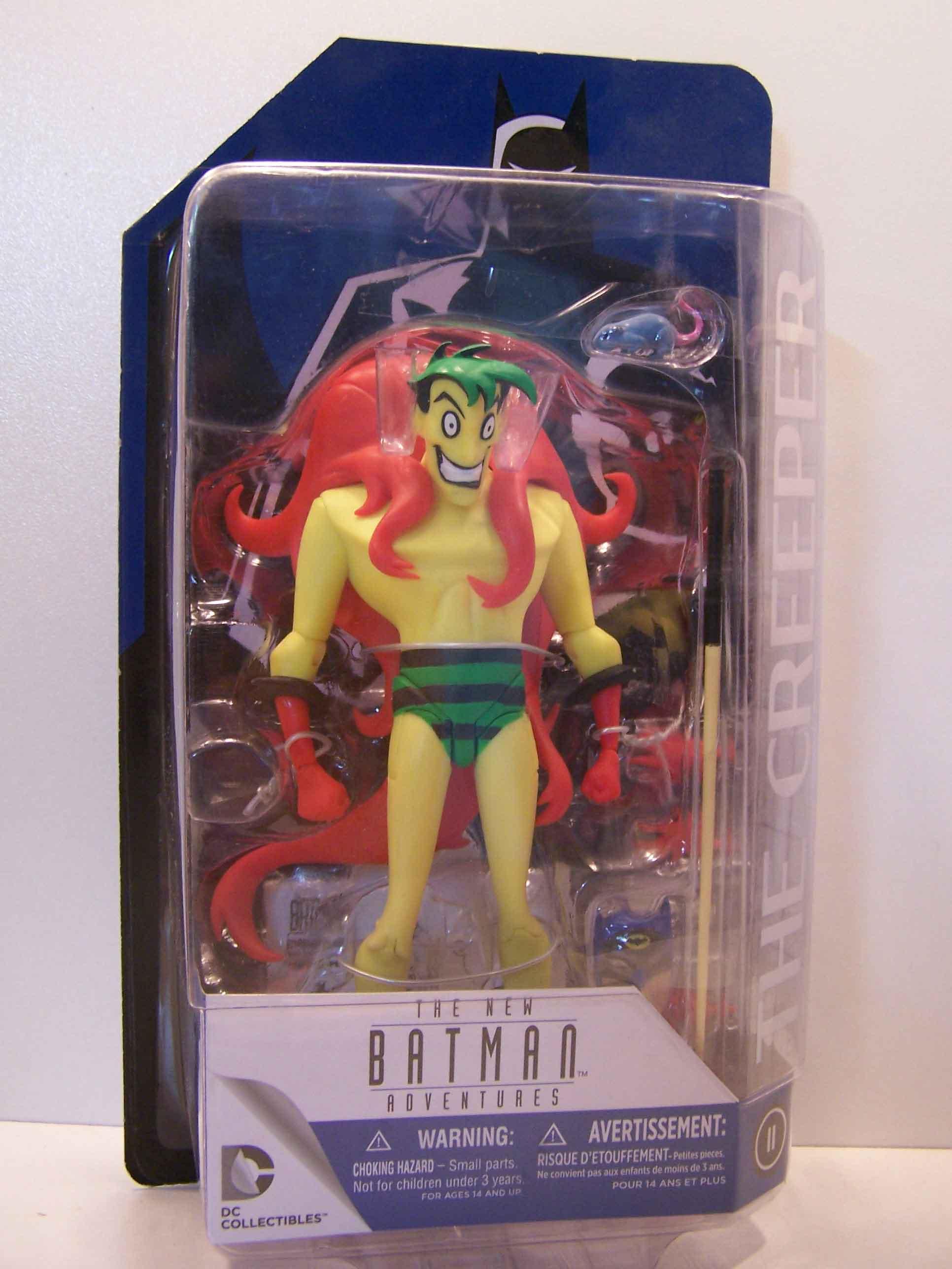 DC Collectibles The New Batman Adventures Creeper Action Figure
